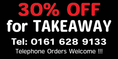 Order your takwaway at Fusion Restaurant Thai and Chinese Cuisine - Royton - Oldham